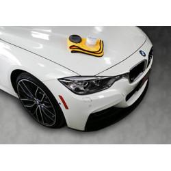 Chemical Guys White Wax - Açık Renkli Araçlar için Yüksek Parlaklık Veren Wax - 236 ml