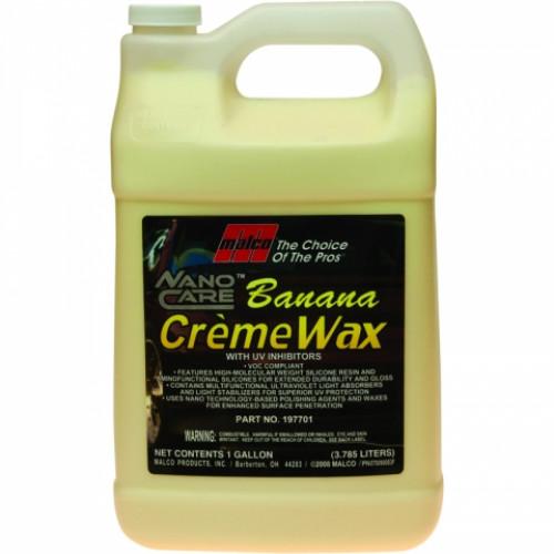 Malco Banana Creme Wax 3.78 Lt