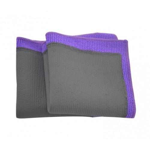 Magic Clay Towel (Killi Bez) 32cm*32cm + Kil Kaydırıcı Sıvı 400 ml